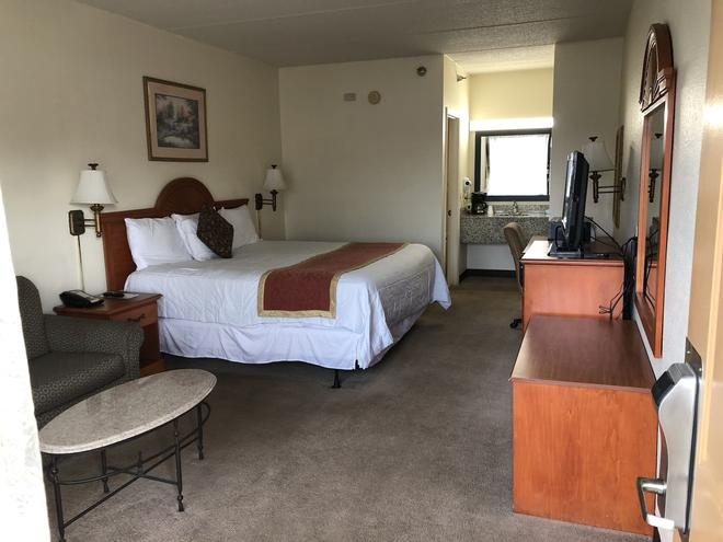 Travel Inn - Lugoff - Habitación