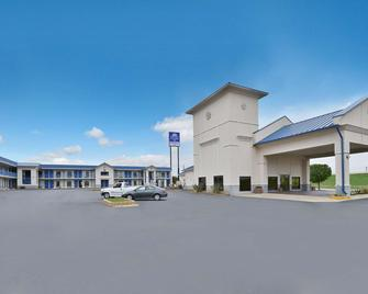 Americas Best Value Inn - Hillsboro - Building
