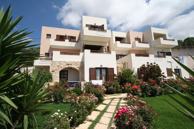 Kavousi Resort - Kissamos - Building