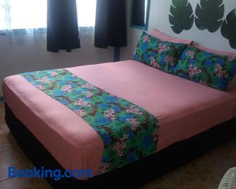 Aitutaki Budget Accommodation - Aitutaki - Slaapkamer