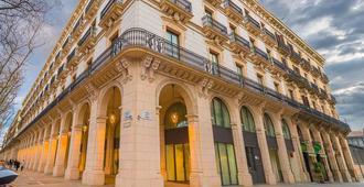 كاي+كاي هوتل بيكاسو إل بورن - برشلونة - مبنى