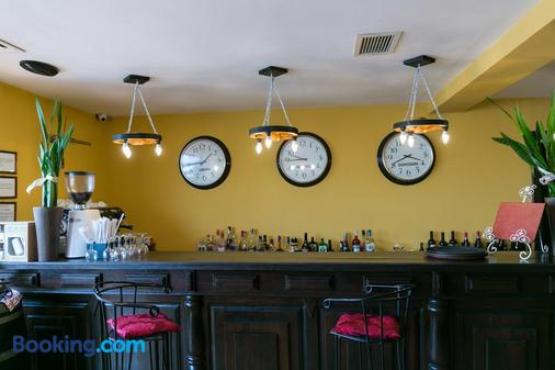 Hotel Transilvania - Σιγκισοάρα - Bar