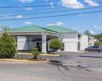Motel 6 Waycross Ga - Waycross - Building