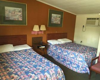 Sparta Motel - Sparta - Schlafzimmer