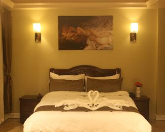 Clark Imperial Hotel - Angeles City - Bedroom