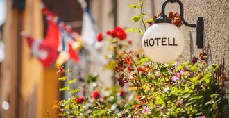 Hotell Gute - Βίσμπι - Κτίριο