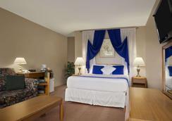 Knights Inn Lindsay - Lindsay - Bedroom