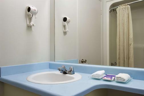 Knights Inn Lindsay - Lindsay - Bathroom