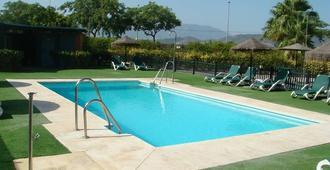 Hotel Posadas de España Málaga - Málaga - Pool