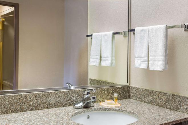 巴拿馬城/卡勒韋戴斯酒店 - 巴拿馬市 - 巴拿馬城 - 浴室