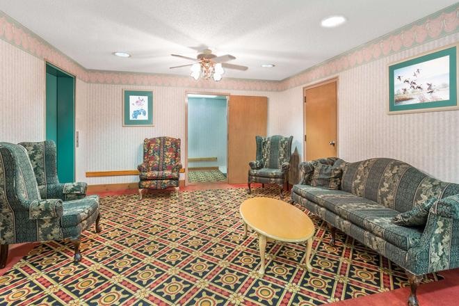 巴拿馬城/卡勒韋戴斯酒店 - 巴拿馬市 - 巴拿馬城 - 休閒室