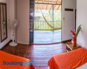 Playa de Oro Lodge - Mutis - Sala de estar