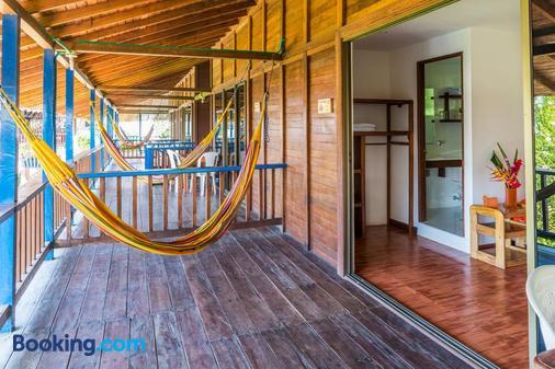 Playa de Oro Lodge - Mutis - Balcony