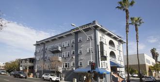 Harborview Inn & Suites San Diego Harbor - San Diego - Byggnad
