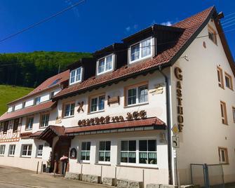 Gasthof zum See - Wiesensteig - Gebouw