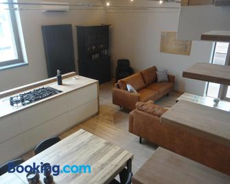 't en lande - Alveringem - Living room