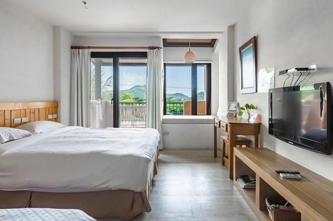 Kenting Fairyland & Farm Guest House - Hengchun - Habitación