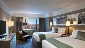 Loews Regency New York Hotel - Νέα Υόρκη - Κρεβατοκάμαρα