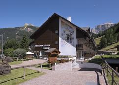 Residence Contrin - Canazei - Κτίριο