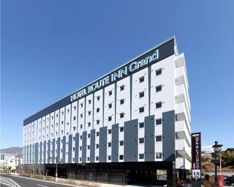 Hotel Route-Inn Grand Ueda Ekimae - Ueda - Budova
