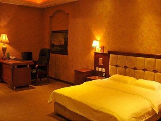 Fuxinhai Business Hotel Yinchuan New Century Wuliu Branch - Yinchuan - Bedroom