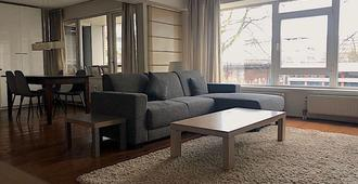 Mycitylofts - Teilinger - Roterdã - Sala de estar