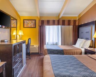 Econo Lodge Summit - Scranton - Clarks Summit - Bedroom
