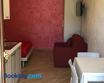 Residence La Marinella - Palmi - Living room