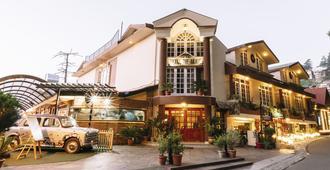 Hotel Willow Banks - שימלה - בניין