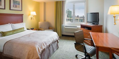 Candlewood Suites New York City- Times Square - New York - Bedroom
