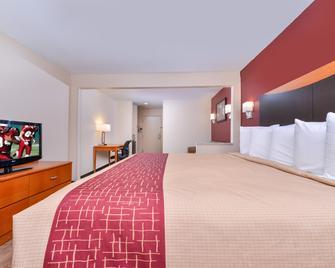 Red Roof Inn & Suites Danville, IL - Danville - Ložnice