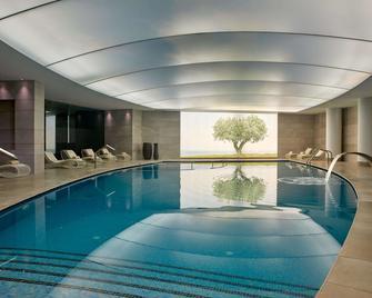 Cavo Olympo Luxury Hotel & Spa - Adults Only - Litóchoro - Басейн