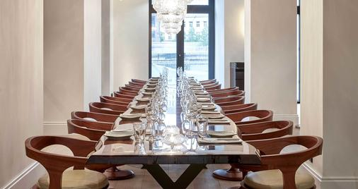 Sir Nikolai Hotel, Hamburg, a Member of Design Hotels - Hamburg - Meeting room