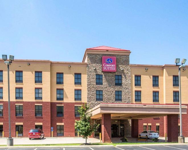 Comfort Suites - Nashville - Edificio
