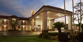 Super 8 by Wyndham Baton Rouge/I-12 - Baton Rouge - Building