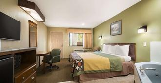 Super 8 by Wyndham Baton Rouge/I-12 - Baton Rouge - Phòng ngủ