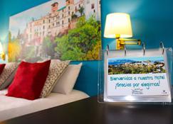 Hotel San Francisco - Ronda - Rakennus