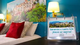 Hotel San Francisco - Ronda - Servicio de la habitación