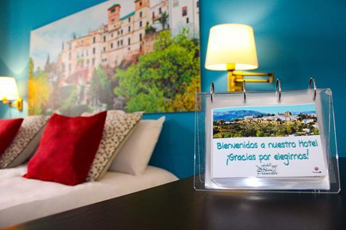 Hotel San Francisco - Ronda - Room amenity