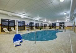 Hampton Inn & Suites Alexandria - Alexandria - Pool