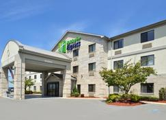 Holiday Inn Express Morgantown - Morgantown - Bâtiment