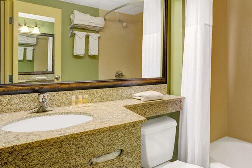 Days Inn by Wyndham Cheyenne - Cheyenne - Bathroom