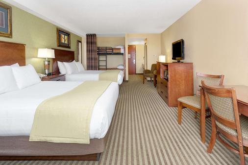 Days Inn by Wyndham Cheyenne - Cheyenne - Bedroom