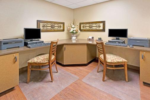 Days Inn by Wyndham Cheyenne - Cheyenne - Business centre