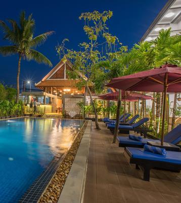 Naga Gate Boutique Hotel - Siem Reap - Pool