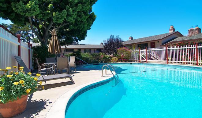 斯文茲哈德酒店 - 卡梅爾 - 卡梅爾 - 游泳池