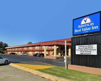 Americas Best Value Inn-Indianola - Indianola - Building