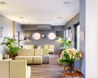 Ghent River Hotel - Ghent - Lounge