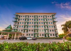 Evergreen Suite Hotel - Surat Thani - Gebäude