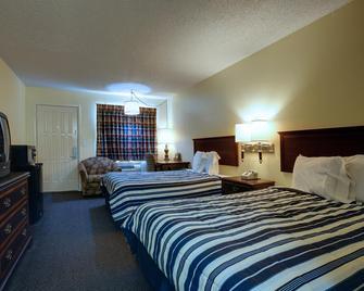 Americas Best Value Inn Comanche - Comanche - Спальня